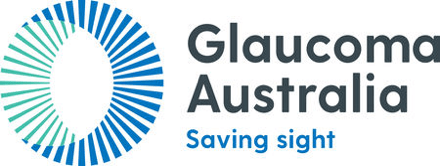 glaucoma eye health campaign logo