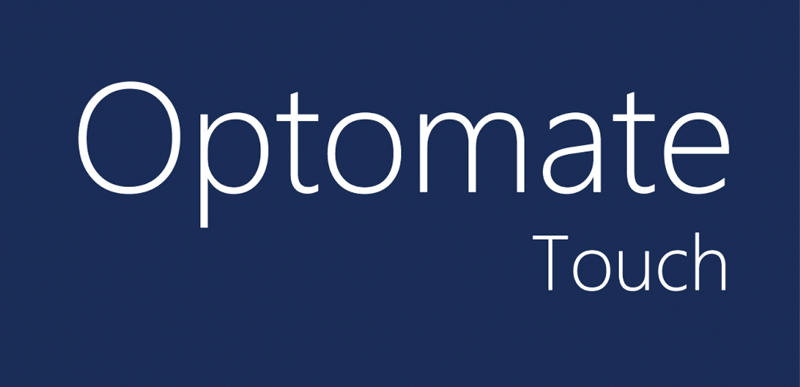PMS Logo - Optomate Touch