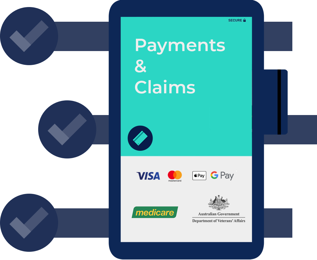 EasyHealthPayments | Easy way to process patient payments